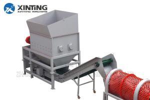 China Semi Automatic Loose Bottle Plastic Recycling Baler Machine Plantery Gear Box on sale