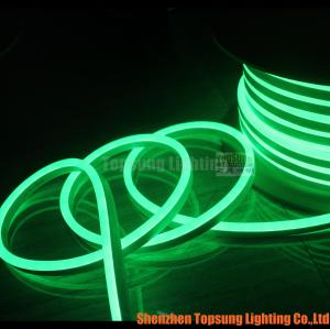 China ultra thin 8*16mm christmas decoration led flexible neon lights on sale