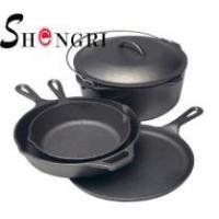 China Cast Iron Cookware on sale