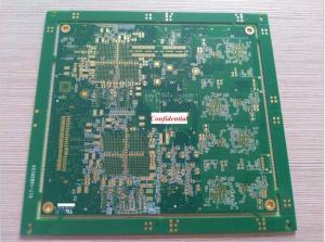 China 12 layers min 2 mil line width high Tg High Density Interconnect HDI PCB on sale