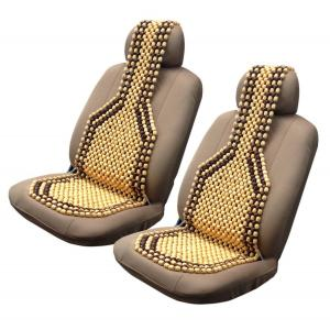 China Car Seat Cover Organic Massage Orthopedic Floor seat wooden massager cushion Massage seat Car carpet Wooden Car mats on sale