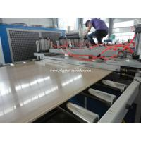 WPC PVC Foam Board Machine Plastics Extruder 380V / 3 Phase / 50Hz