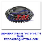 2ND Gear Truck Body Parts 38T/45T 8-97241-237-1 4JH1-TC 4HF1-2005 NKR-71MYY5T