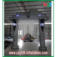 PVC Inflatable Holiday Decorations / Halloween Inflatable Arch