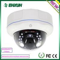 1080P 2MP Indoor Dome Vandalproof IP Camera