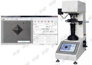 China Auto Alarm Metal Hardness Testing Machine Integrated Design With Digital Eyepiece on sale