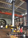 Welding Column Boom Manipulator for Metal Pipes Tanks Pressure Vessels 6m Diameter