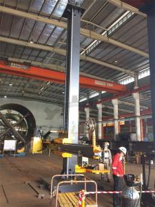China Welding Column Boom Manipulator for Metal Pipes Tanks Pressure Vessels 6m Diameter on sale