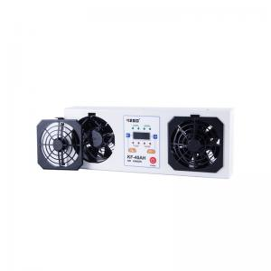 China Dual Ionizing Air Blower  High Pressure  Esd fan KF-40AH Overhead Ionizing Air Blower on sale