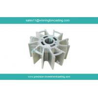 China 316L Impeller Precision investment casting with electro polishing surface on sale