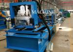 Auto Change Size Purlin Roll Forming Machine Metal Structure 2 Years Warranty