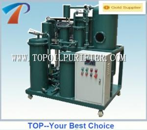 China Multi-stage lubricating oil treatment machine for lube oil,no pollution,waste oil disposal on sale