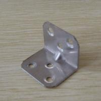 Low - Carbon WPC Accessories Metal Floor Clip For Building Materials