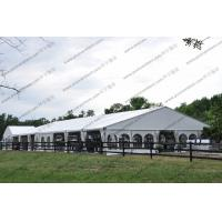 Aluminum Structure Tent Clear Roof Marquees for Outdoor Wedding with Luxury Decoration for Sale