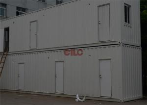 China Mobile Modified Container Accommodation Units Insulated Shipping Container Buildings on sale