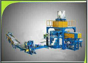 China Pneumatic Auto Bagging Machines , Fertilizer / Urea Granular Packing Machine on sale