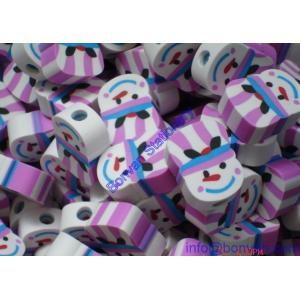 China kids gift extruded rubber eraser, promotional extrude eraser on sale