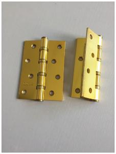China Four Ball  Stainless Steel Ball Bearing Door Hinges Easy Operation Wide Application on sale