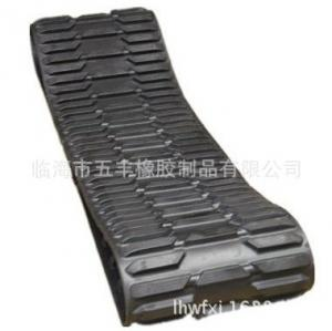China Agriculture machinery rubber track on sale
