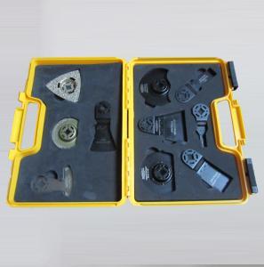 China 10-65mm oscillating saw blades set on sale