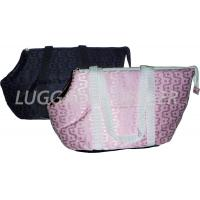 Pet Cat Dog Carrier Travel Tote Shoulder Soft Bag Purse BLACK PINK Puppy Small