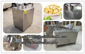 China Plantain Banana Chips Production Plant|Banana Chips Making Machine on sale