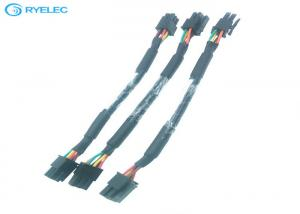 China MOLEX 43025-0600 22AWG Custom Cable Assemblies 3.0mm Pitch Connector on sale