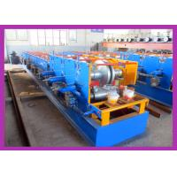 China Roofing Corrugated Sheet Roll Forming Machine / Purlin Roll Forming Machine on sale