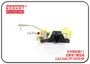 China ISUZU NHR 100P Right Hand Front Door Lock Assembly 8-97892481-1 8978924811 on sale