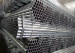 Hot Dipped welded galvanized steel pipe for water Oil Gas