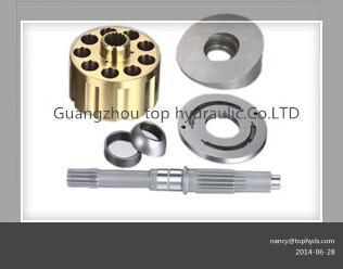Eaton Hydraulic Piston Pump Spare Parts CASE CS05A for sale