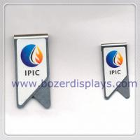 Silk Printing Metal paper Clip,Good Quality Metal Clip, Mini Clip