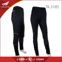 New designs clothing ladies spandex gym pants