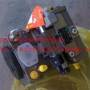 China Rexroth Hydraulic Piston Pump A4VG125 hydraulic pump for excavator on sale