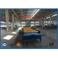 ISO 9001 Certificate Automatic Hydraulic Crimping Machine For Roofing Sheet
