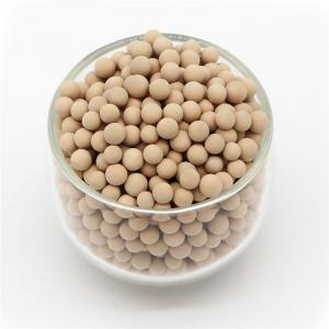 China Zeolite 4A Molecular Sieve, catalyst zeolite,Natural Gas Drying  For Ethanol Distillation on sale