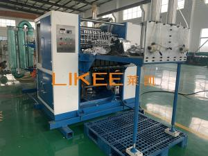 China Continuous Extraction ISO Pop Up Foil Sheet Machine 5000x2000x1700mm on sale