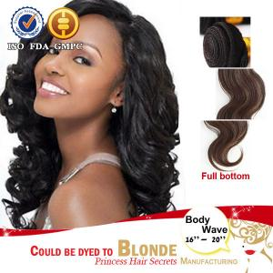China 100% Weft Huma Hair Virgin Brazilian Bundle Hair Remy Weave Extension on sale