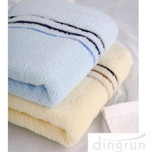 China Professional Bamboo Cotton Bath Towels With ISO 9002 Certificate 30*60cm on sale