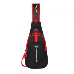 China Outdoor portable multi-function harness bag leisure travel bag adjustable shoulder strap Bag Satchel on sale