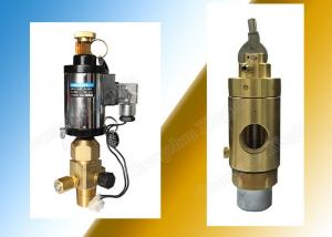 China Manually Actuated 2Mpa Fm200 Container Valve High Performance on sale