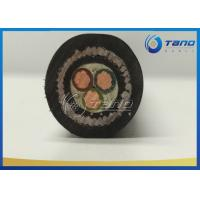 Single Core XLPE Insulated LV Power Cable PVC Sheathed Copper Power Cable