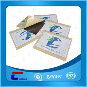 China 13.56Mhz printable anti-metal rfid label on sale