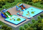 Piscine forte de place de PVC pour le parc aquatique/publicité/clubs