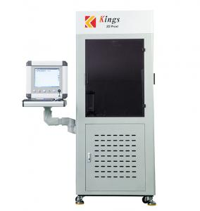 China Eco - Friendly Resin Dental 3D Printer 1.5KW Rated Dissipation Zero Noise on sale