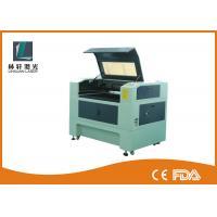 Wine Glass Bottle Engraving Machine , 900 * 600mm Co2 Laser Wood Engraving Machine