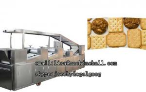 China Full Automatic Biscuit Production Line|Cookie Making Machine Manufacturer on sale