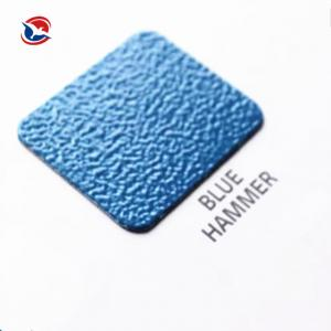 China Sandy / Wrinkled Thermosetting Metallic Texture Electrostatic All Color Powder Coating on sale