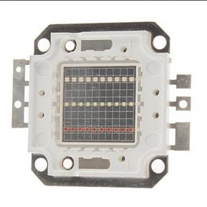 China 30 watt High Power RGB Led with Red 40lm/w , Green 80lm/w , Blue 20lm/w on sale