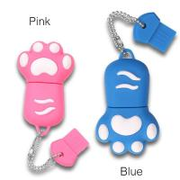 Cat Footprints USB Flash Drive